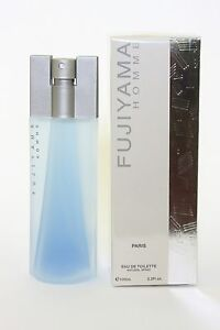 Fujiyama Homme Paris Eau De Toilette Spray 100ml/3.3fl oz NiB/Sealed