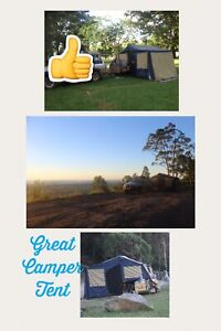 Oztrail Camper Trailer with Extras