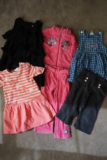 Girls clothes - size 3 - including Pumpkin Patch, Milkshake