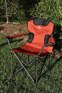 Brand New!!! - 2 x Heavy Duty Super Deluxe Camping Chair Package Kallangur Pine Rivers Area Preview