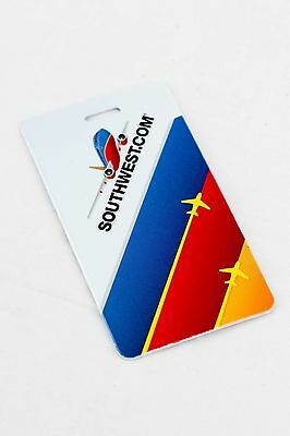 Southwest Airlines Colors luggage tag