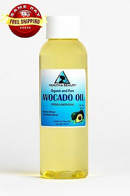 AVOCADO OIL REFINED ORGANIC by H&B Oils Center COLD PRESSED