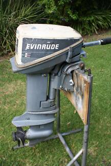 Evinrude 15hp outboard same as Johnson great cond