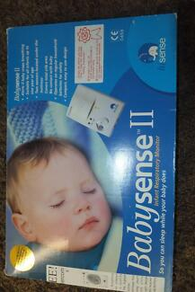 Babysense Infant Monitor & Intercom City Beach Cambridge Area Preview