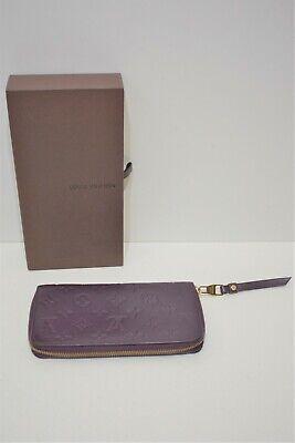 Louis Vuitton, Portefeuille compagnon Zippy, en cuir empreinte monogram