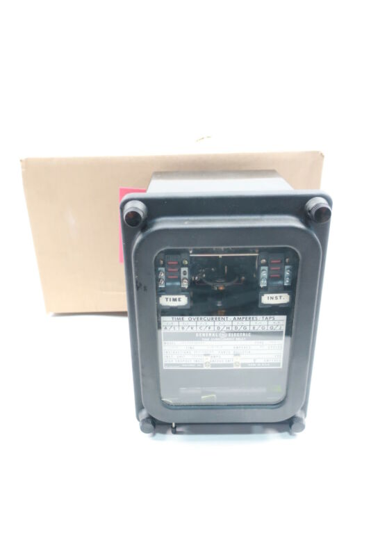General Electric Ge 12IAC66B55A Time Overcurrent Relay