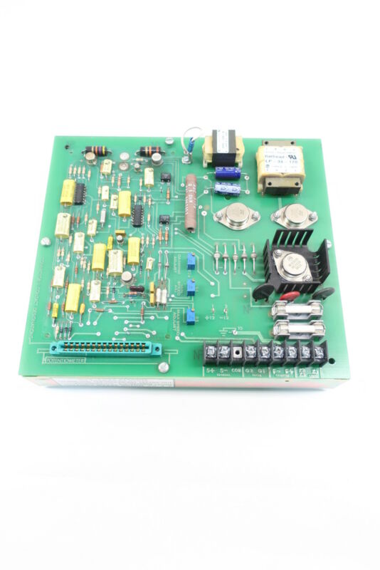 Stock Equipment D25043-1 Motor Speed Control Unit 115v-ac 220w