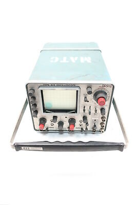 Tektronix Type 422 Oscilloscope 115230v-ac