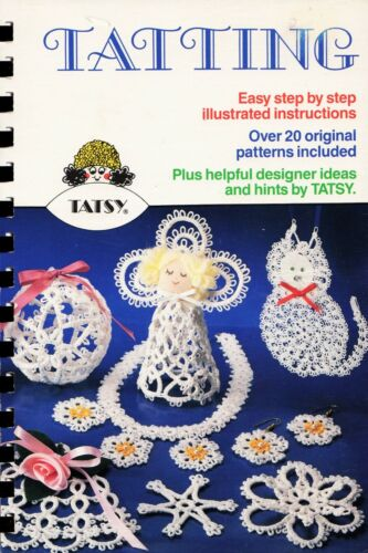 Tatting Instructions Patterns Tatsy