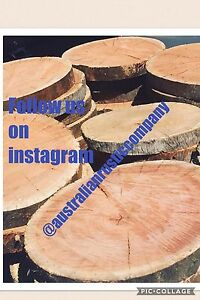 Rustic Wedding Wood Slices Brunswick East Moreland Area Preview