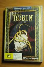 Witch Hunter Robin Anime series Waratah West Newcastle Area Preview