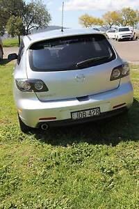 2004 Mazda Mazda3 Hatchback Nemingha Tamworth City Preview