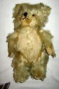Antique Mohair Teddy Bear