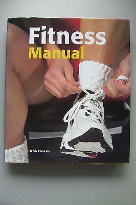 Fitness Manual 1998 Nachschlagewerk Übungsleitfaden Kraftraining Stretching ...