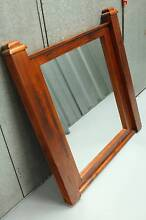 Large mirror solid timber frame excellent condition Lilyfield Leichhardt Area Preview