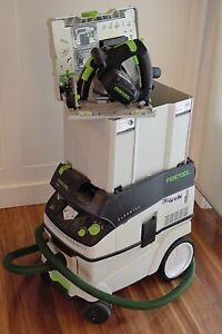 Festool saw and vac Kurralta Park West Torrens Area Preview