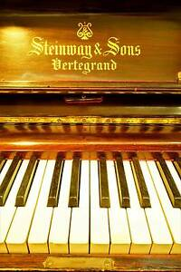 Steinway Vertegrand Upright Piano Newtown Inner Sydney Preview