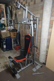 Home gym, multi machine