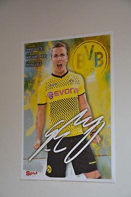 Mario Götze Bor. Dortmund
