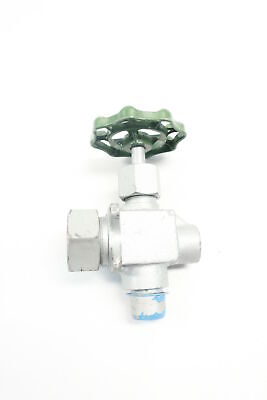 John Ernst Manual Iron Water Gage Valve 12in Npt