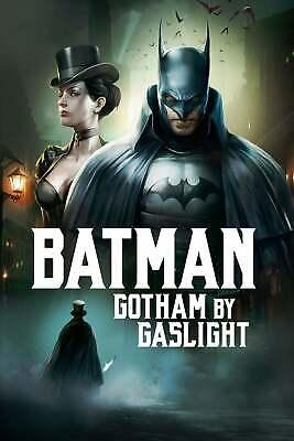 Batman Gotham by Gaslight Target Exclusive Steelbook Blu-ray DVD