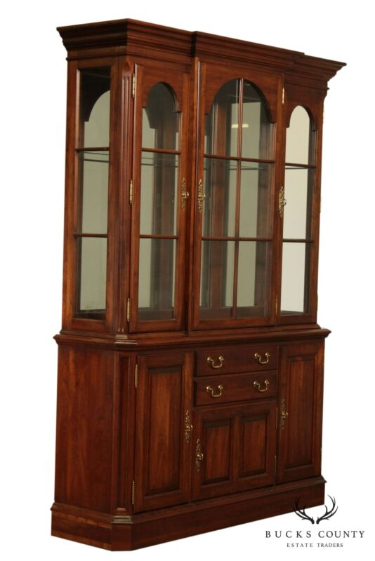 Pennsylvania House Traditional Cherry China Cabinet