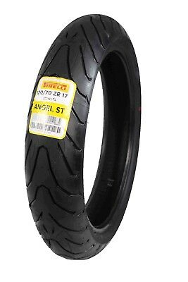 Pirelli 120/70ZR17 Angel ST Front Motorcycle Tire 120/70-17 Single