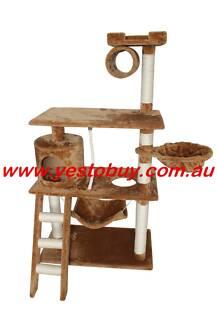 141cm Cat Tree, Scratch Post, Scratching Pole,Scratcher*PCT8063 Oakleigh Monash Area Preview