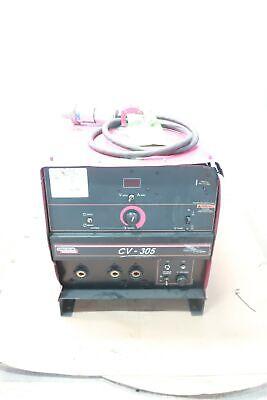 Lincoln Electric Idealarc Cv-305 Welder 3ph 230460575v-ac