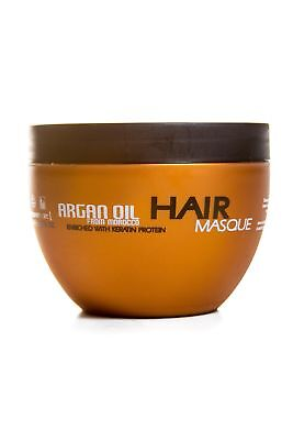 Argan Oil Hair Masque Enriched with Keratin Protein 250 ML. for sale  Shipping to India
