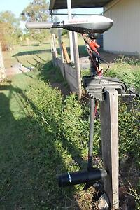 Min Cota electric outboard. Plainland Lockyer Valley Preview