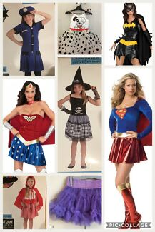 Dress up costumes blacktown new south