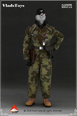 Alert Line 1:6 scale Wehrmacht Tank crew overalls AL10008B *Not Life Size* USA