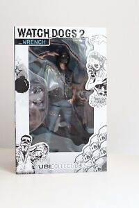 NEW WATCH_DOGS 2 - THE WRENCH FIGURINE 10inch