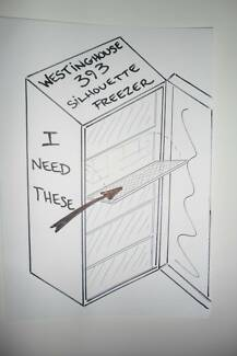 "WESTINGHOUSE FREEZER ""WANTED """