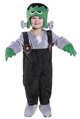 Deluxe Premium Little Monster Frankenstein Toddler Infant Baby Costume NEW](Frankenstein Baby Costume)