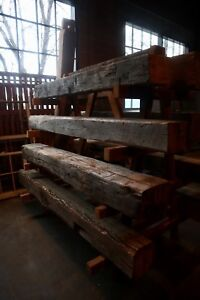Reclaimed Beams/Mantle Beams