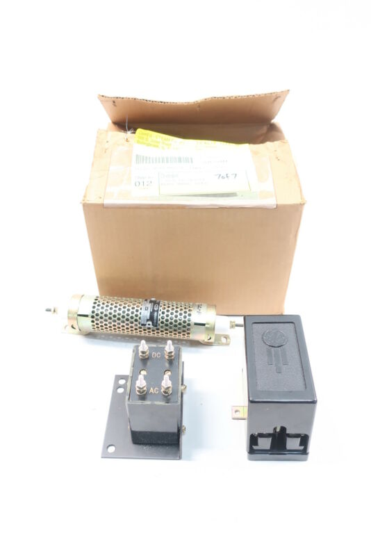 General Electric Ge 12HGA17S63 Auxiliary Relay 115v-ac