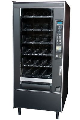 Crane National Snack Center 158 Snack Machine With Drop Sensor