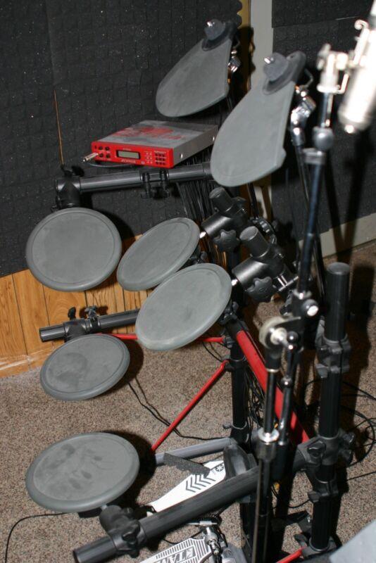 yamaha DT Express II Electronic Drum Set