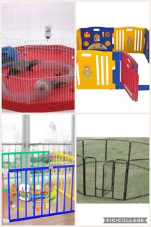 Wanted: WTB Play Pen for dogs, puppies or babies