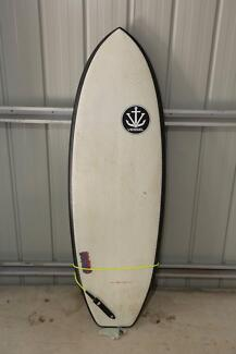 Surfboard only used twice