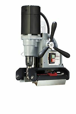 New Euroboor Eco-tube.30 Magnetic Base Pipe Adapting Drill 3in Di