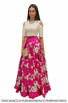 Lehenga Choli Indian Designer Pakistani Wedding Ethnic Wear Party Lehnga Blouse