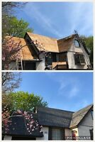 Roofing service,