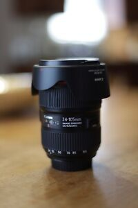 Canon 25-105mm L Series lens (brand new)