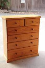 Solid 6 drawers tallboy can deliver Parramatta Parramatta Area Preview