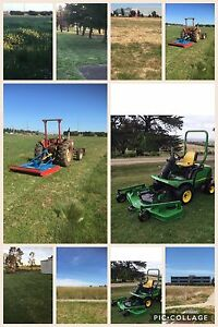 Grass slashing,Grass cutting,farm fencing,landscaping,tipper Ravenhall Melton Area Preview