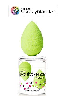 NEU! beautyblender® Micro Mini Original - 2 Stück pro Box für Concealer, Grün