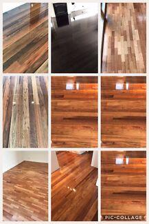 G A Green Floorsanding and Polishing